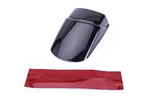 Bestem CBTR-T1050-FFDE-KIT Black Carbon Fiber Front Fender Extension with Tape for Triumph Tiger 1050 2007-2011