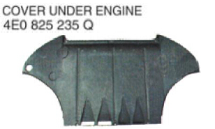 Oem E Q For Audi A Auto Car Cover Under Engine Buy - Audi a8 car cover