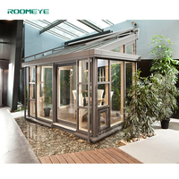 ROOMEYE Aluminium Glass house winter garden