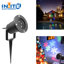Best Selling Holiday Light Christmas IP65 Outdoor Decorations Laser Projector light