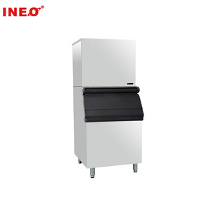320Kg /24h Hotel Commercial Industrial Cube Ice Making Machine