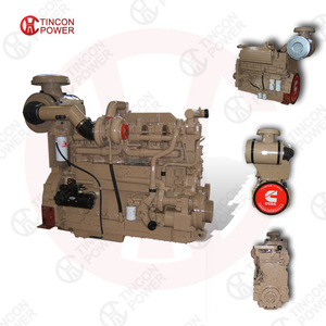 China factory 680hp for cummins 19l engine KTA19-P680 water pump with gear box
