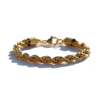 bd51bdb6b6525 Miss Jewelry Gold rope chain men gold bracelet jewelry Dubai gold jewelry  bracelet, View dubai gold jewelry bracelet, Miss Jewelry Product Details ...