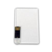 2016 Bulk New Design High Quality Ultra Slim Credit Card USB 2.0 Flash Drive