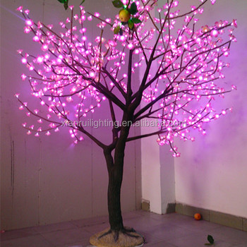 Beautiful led light wall decor metal tree buy wall decor for Indoor diwali decoration