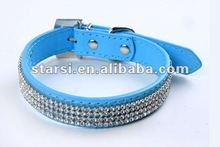fashion dog collars 2012 promotiona price gifts for dogs pet collars