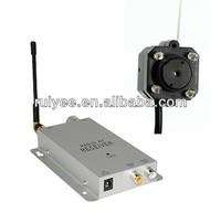 RY-203A Mini Wireless Security Nanny Camera Hidden Pinhole Micro Cam Complete System
