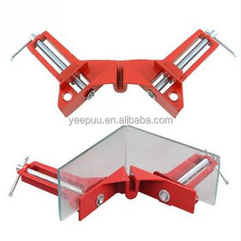 Multifunction 90 Degree Right Angle Clip Picture Frame Corner Clamp ...
