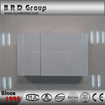 Brd Corrugated Insulated Polyurethane Sandwich Wall Panel