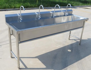 Customized Restaurant Commercial Stainless Steel Industrial Kitchen ...