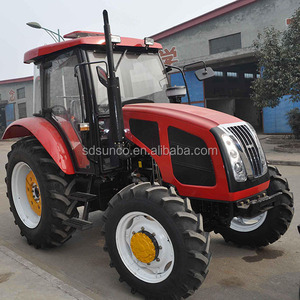 CE Certificate and New Condition 82 hp Compact Tractor with front end loader