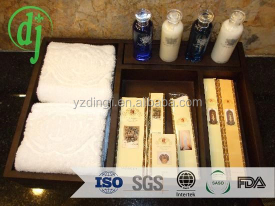 high grade hotel amenities with oem logo /hotel articles