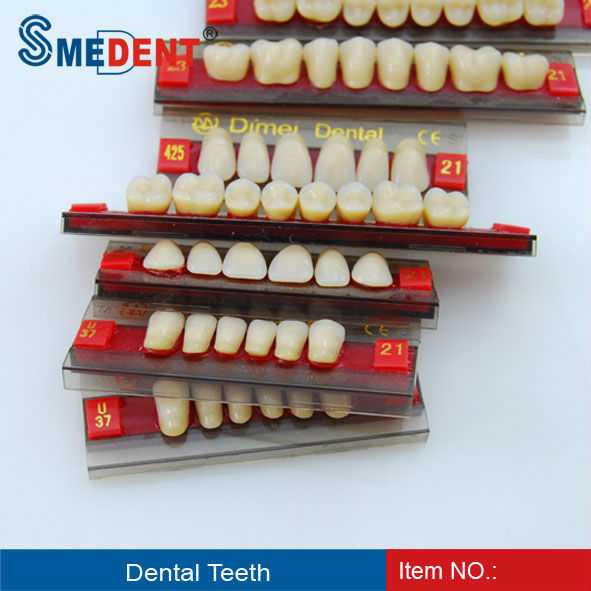 Denture Acrylic Resin Teeth/fake Teeth / Smedent