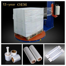 (Elfer) Black lldpe Strech film for shrink wrap