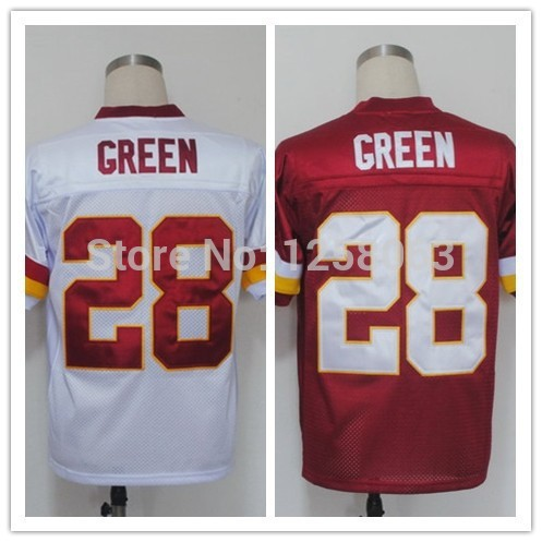 Christmas Clearance Sale  28 Darrell Green White Red Men  39 s Throwback 41b1ff2fe