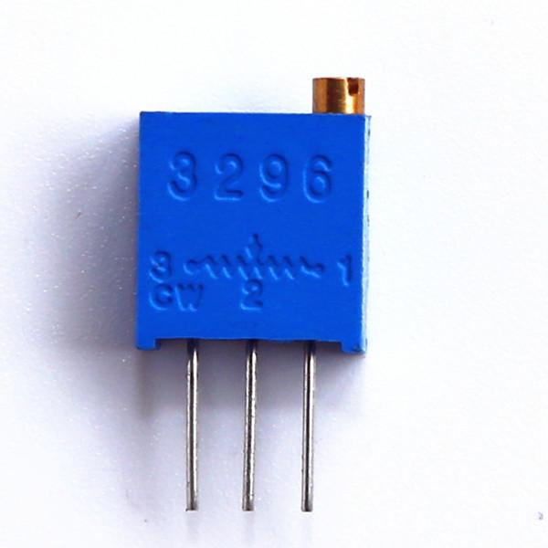 3296W Multiturn Cermet Potentiometer Trimmer 1K 10K 50K 100K Ohm Om Range
