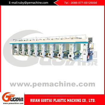 currency printing machine