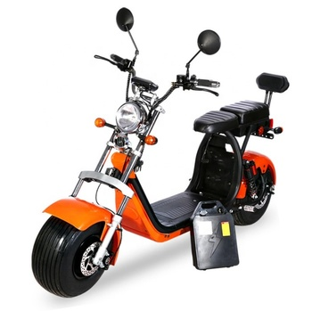 3 wheels citycoco big tyres sea scooter 1200w motorbike