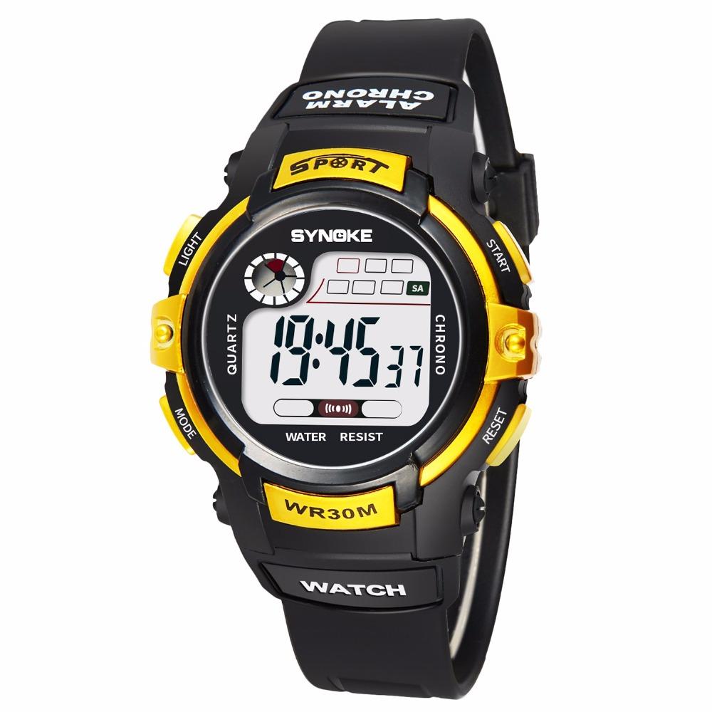 QualitäT In Synoke Männer Sport Uhr Led Digital Uhren 50 M Wasserdichte Armbanduhr G Stil Casual Schock Männlichen Uhr Relogios Masculino Mann Ausgezeichnete