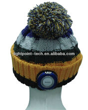 2013 New fashional Christmas gift Hats with Mp3 Player download free mp3 songs