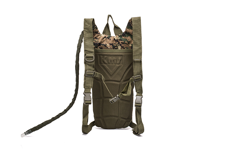 Bucksgear Guangzhou Factory Tactical Hydration Backpack With 2L Water Bladder Hydration Pack