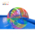2m/1.8m TPU colorful inflatable water walking ball, high quality inflatable plastic water balls for swimming pool