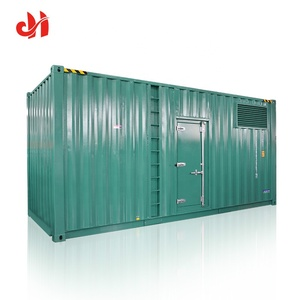 1 megawatt generator 1250 kva super silent power generator with KTA38-G4 60hz