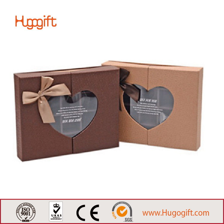 New Style Best Sell Letter Gift Box
