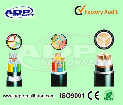 XLPE Insulated MULTI - CORE YJV,YJY,YJLV,YJLY Power Cables