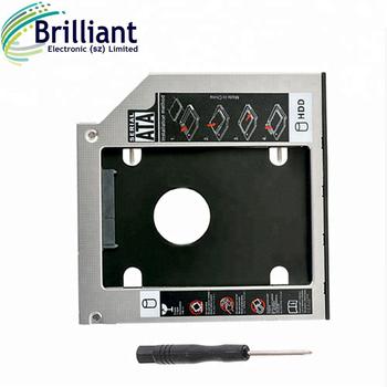 9 5mm Sata 2nd Hdd Ssd Hard Disk Drive Caddy For Dell Latitude E6440 E6540  E6430 E6530 E6330 I-nspiron 17 7737 7000 Laptop - Buy E6440 E6540 Product