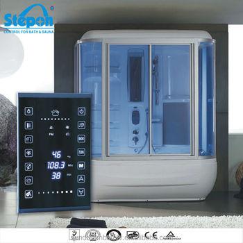 Shower Massage Panel Steam Shower Control System Buy Shower