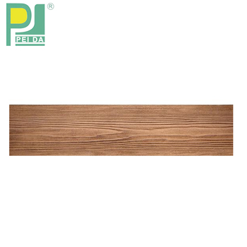 Modern Home Wall Decorative Fire Resistance Wood Fiber Cement Siding Panels