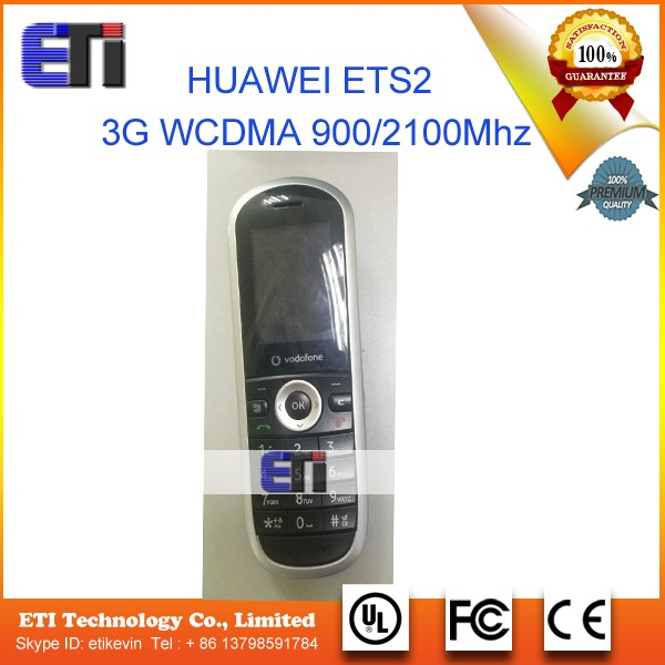 Ets2 Wcdma 900/2100mhz Cordless Phone With 1 Wireless Card Slot ...