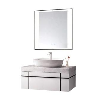 White Modern Wall Mounted Washbasin Solid Wood Vanity Bathroom Cabinet Buy Bathroom Cabinet Wall Mounted Bathroom Cabinet Modern Bathroom Washbasin Cabinet Product On Alibaba Com