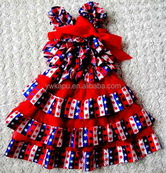 2015 New Style Summer Dresses Latest Design Baby Frock Satin Petti ...