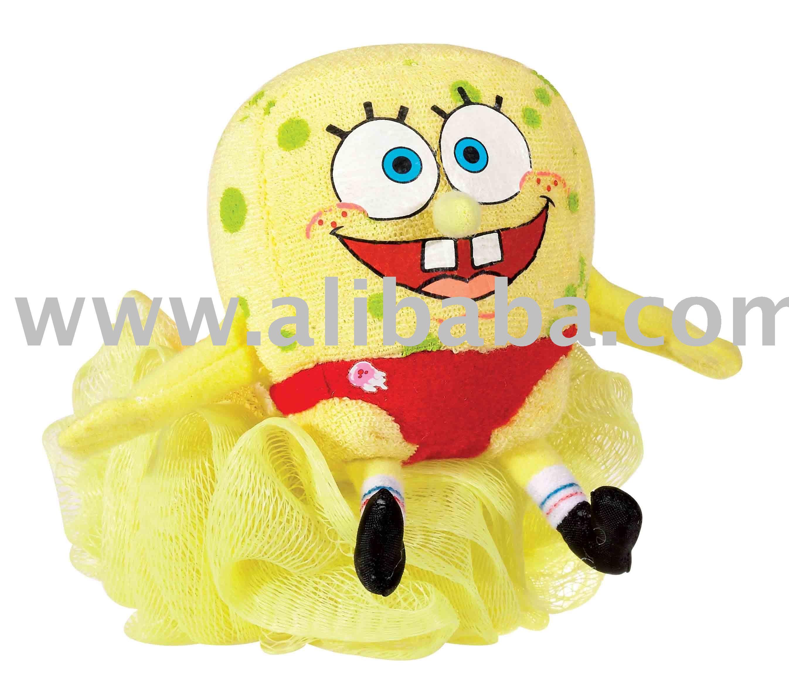 Spongebob squarepants bathroom accessories - Spongebob Bath Sponge Spongebob Bath Sponge Suppliers And Manufacturers At Alibaba Com