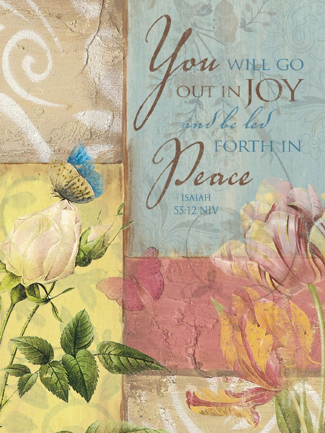 Buy legacy of faith boxed note cards with scripture clothesline legacy of faith deluxe boxed note cards with scripture go out in joy 13 kristyandbryce Image collections