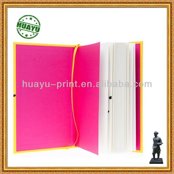 Full color Hardcover book Printer offset printing