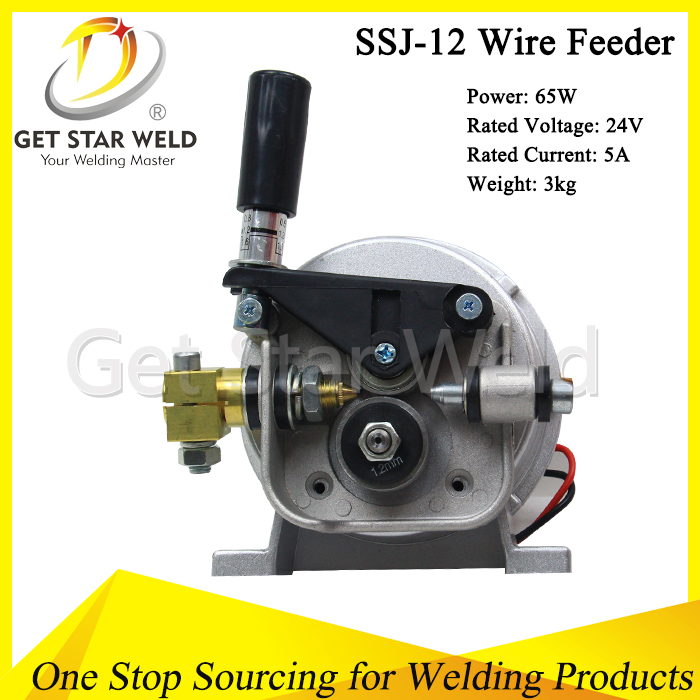 Ssj-4a/b Wire Feeder Motor For Mig/mag/co2 Welding Machine - Buy ...