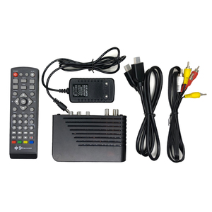 Satellite TV Receivers Full 1080P DVB-T/S2 Free to Air Digital Receptor FTA  Signal Detector Support Decoder,YouTube,