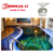 Ultra Clear Dust Proof 3d Epoxy Resin for Flooring Coating