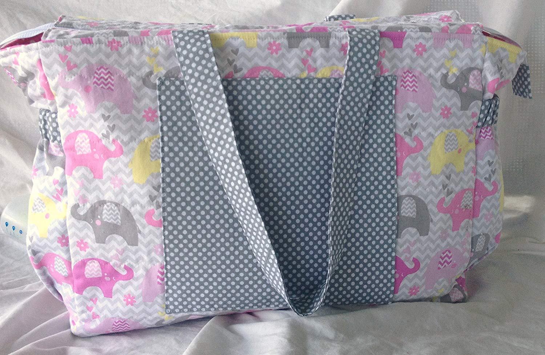 058fd89718 Get Quotations · Elephant Diaper Bag