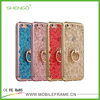 2016 Hot Selling Wholesale SHENGO Luxury Crystal Bling Case for iphone 6/6 plus