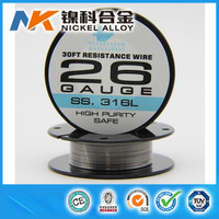 ecig coil wire vape stainless steel 20 22 24 26 28 30 32 34 36 38 40 ga ss316l wire
