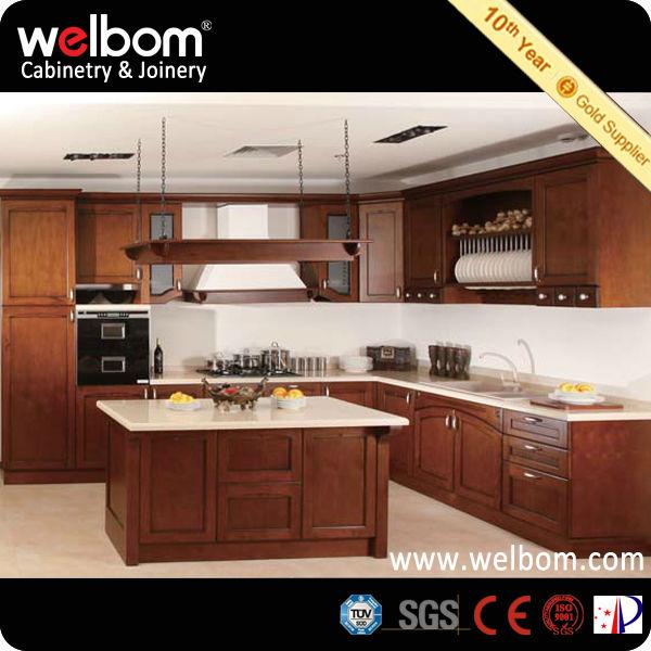 Estilo Prctico y Artstico Muebles Cocina con Artes Puertas de