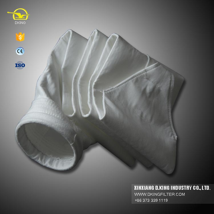 Cement Plant 200 micron filter bag