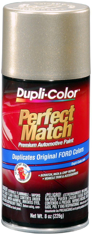 Dupli-Color BFM0316 Mocha Frost Metallic Ford Exact-Match Automotive Paint - 8 oz. Aerosol