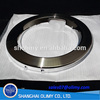 ABS Trivalent chrome plated plastic door ring for Washer Machine