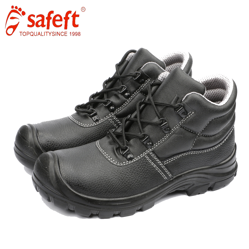 2018 sneakers super cute reputable site Men Special Purpose Action Leather Prevent Puncture Iron Steel Toe ...