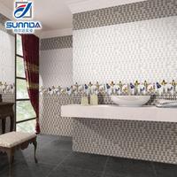 china glazed ceramics 3D INK JET ceramic wall and floor tile digital design ceramic wall tile